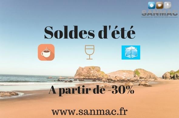Soldes Sanmac