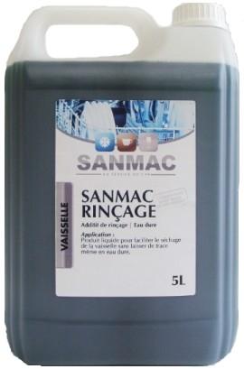 sanmac rin age produits de nettoyage lave vaisselle verres professionnels sanmac rin age par. Black Bedroom Furniture Sets. Home Design Ideas