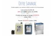 PROMOTION Lave-verres CLEAN 35 - Sanmac