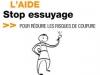 STOP ESSUYAGE  - Sanmac